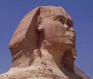 Russian 'genius child' says Egyptian Sphinx holds life changing key to Life beyond Earth Sphinx_head4-2001